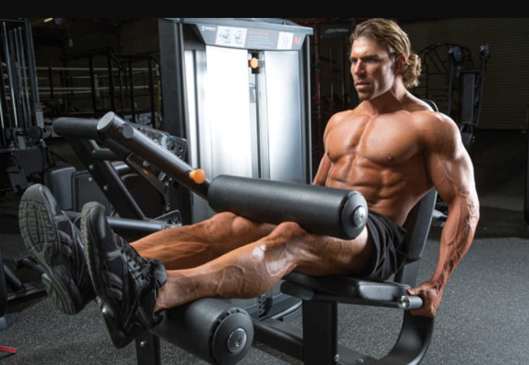 How To Do Lying Leg Curls Exercise